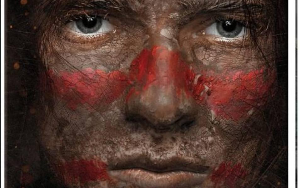 Hendrick, de Hollandsche indiaan - Detail van de boekcover