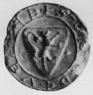 Wapenzegel van Gerard van Velsen (1285), CSN 1294.