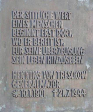 Henning-von-Tresckow-Kaserne in Oldenburg (CC0 - Dbleicher - wiki)