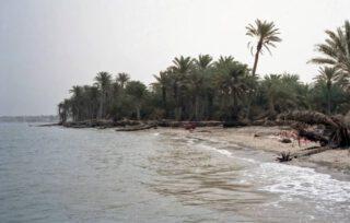 Rode Zee bij Jemen