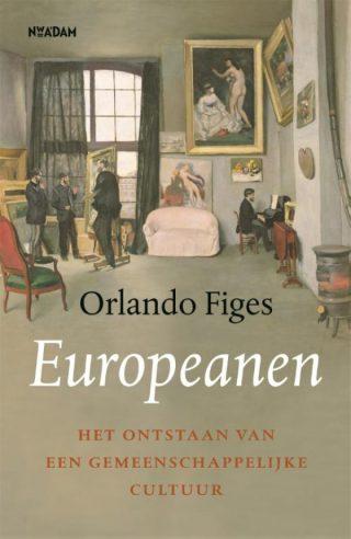 Europeanen - Orlando Figes