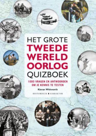 Het grote Tweede Wereldoorlog-quizboek