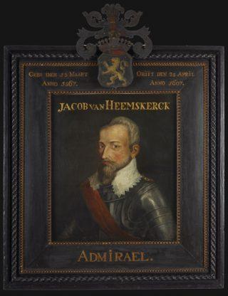 Jacob van Heemskerck (Foto: Scheepvaartmuseum Amsterdam)