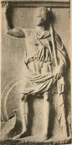 Polybios, reliëf (Publiek Domein - wiki)