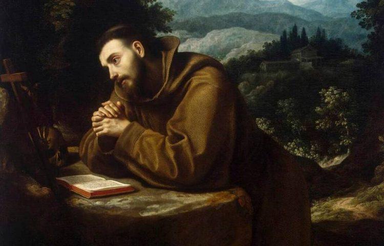 Franciscus van Assisi - Zonnelied - Schilderij: Cigoli, 1600 (Publiek Domein - wiki)