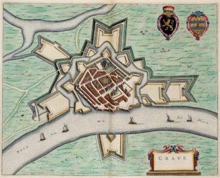 Grave in 1649 - Atlas Van Loon