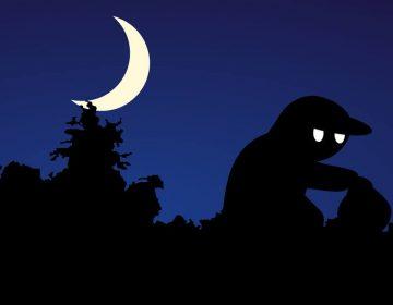 Als een dief in de nacht