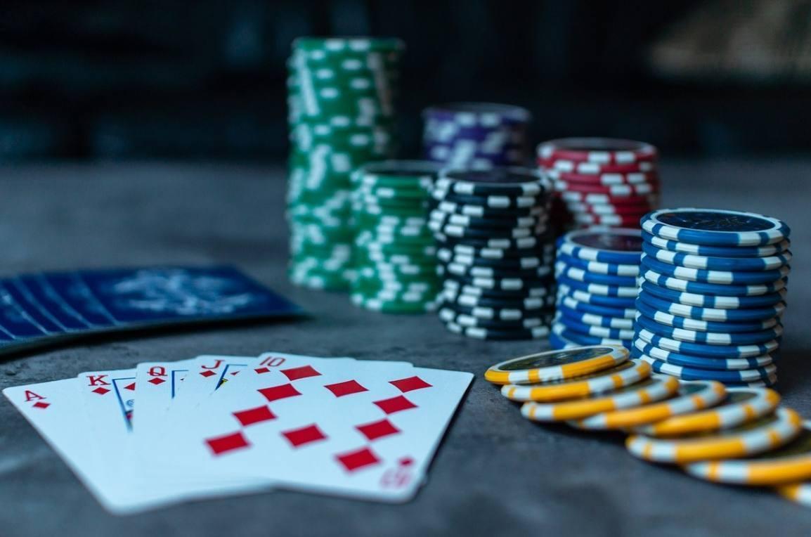 Va-banque spelen - In het pokeren gaat men soms 'all-in'