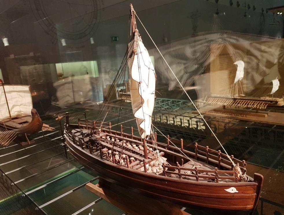 Model van de Kyrenia