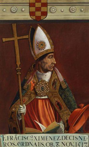Francisco de Cisneros