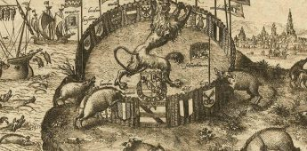 Een anti-Spaans gedicht uit 1561