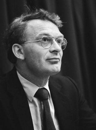 Hans Janmaat in 1983