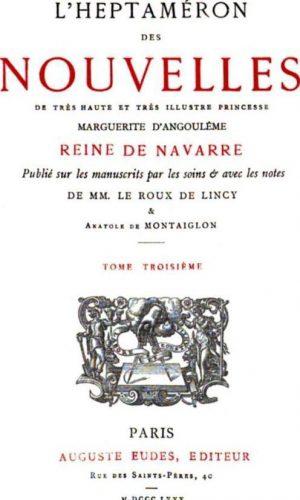 Heptamerone, editie uit 1880
