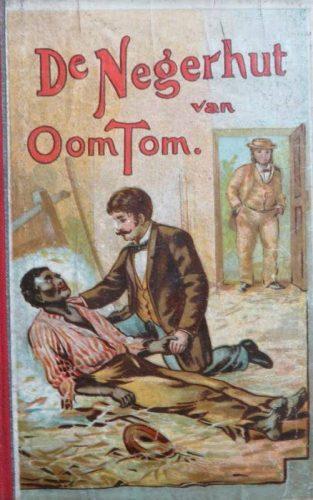 Het beroemde boek van Harriet Beecher Stowe. In het Engels uitgegeven als 'Uncle Tom's Cabin'. In Nederland verschenen onder de naam 'De negerhut van oom Tom'