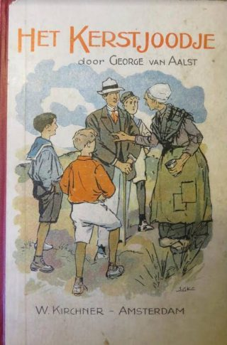 Het kerstjoodje - George van Aalst