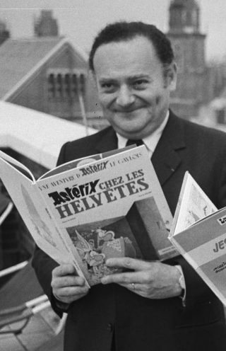 René Goscinny in 1971