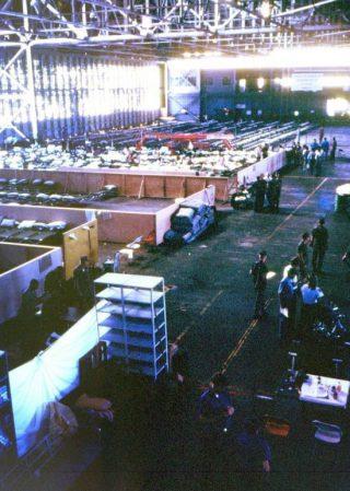 Mariel-exodus - Opvangplaats voor vluchtelingen