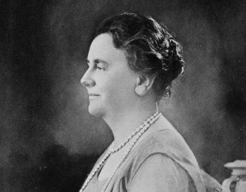Koningin Wilhelmina, ca. 1942