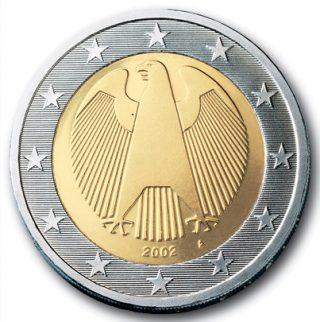 Duitse euromunt