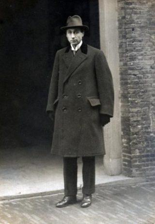 Eduard Meijers in 1917