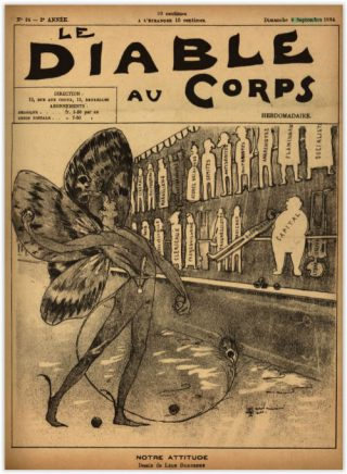 Le Diable au Corps, 9-9-1894