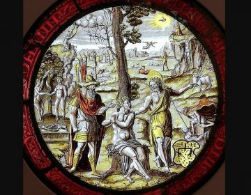 Allegorie van de Wet en Genade (Schnütgenmuseum, Keulen)