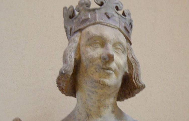 Charles V of Karel V - Dauphin van Frankrijk