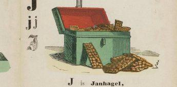Janhagel – Koekje en bijnaam voor het gepeupel