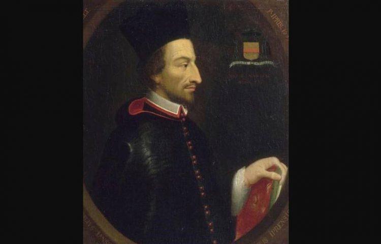 Cornelius Jansenius, grondlegger van het jansenisme