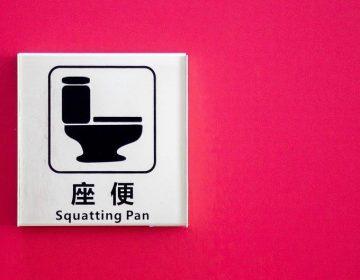 'Poepchinees' - Chinees toilet