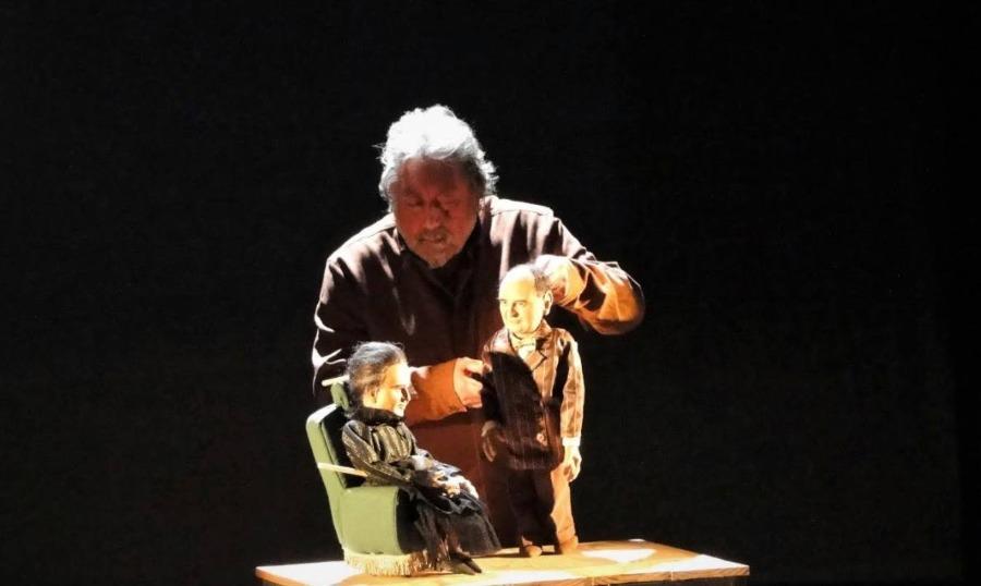 Theatermaker Luk De Bryker