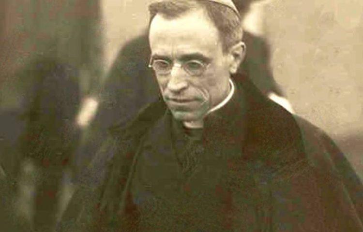 Eugenio Pacelli, 1917 - Nuntius in München