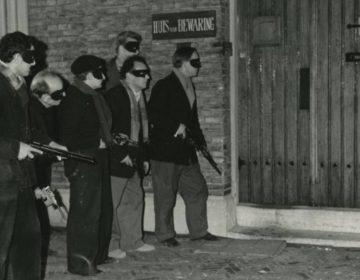 Fragment uit de film 'De Overval' over de bevrijdingsoperatie