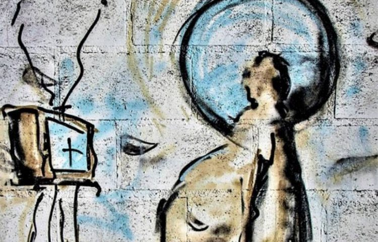 Indoctrinatie - In de moderne tijd kan ook geïndoctrineerd worden via de televisie