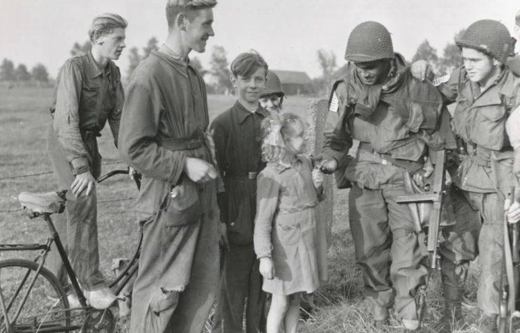 Campagnebeeld (Credit: Market Garden, Son, 1944. Bron: NIOD)