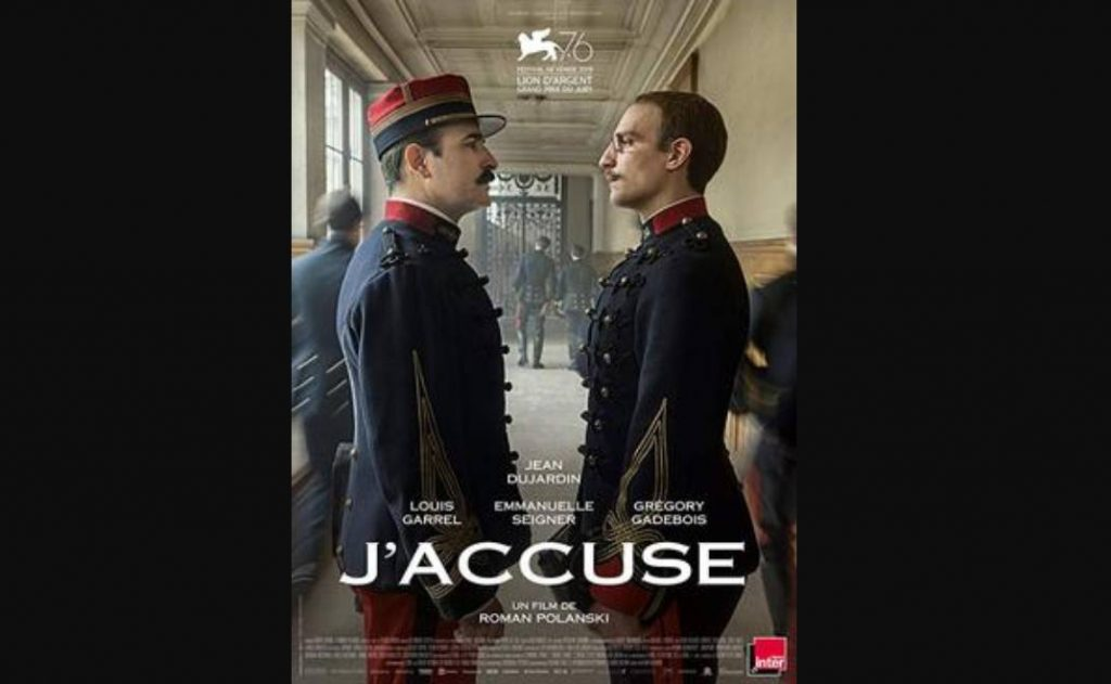 J'accuse - Filmposter