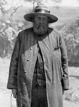 Piet Cronjé rond 1895
