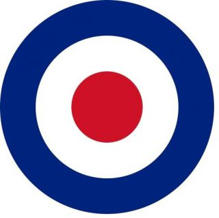 Het kenmerk van de Royal Air Force
