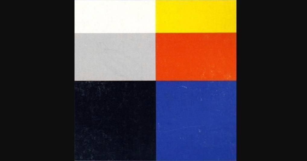 Theo van Doesburg. Het elementaire uitdrukkingsmiddel van de schilderkunst. 1924