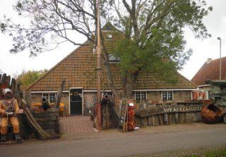 Wrakkenmuseum op Terschelling