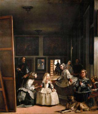 Las Meninas van Diego Velázquez. Topstuk van het Prado