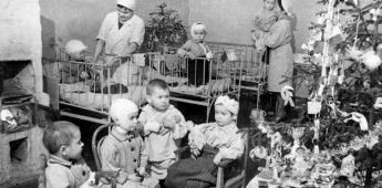 Kerstmis 1941 in de Sovjet-Unie