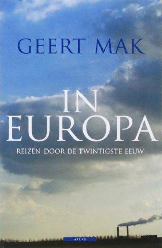 Oude uitgave van 'In Europa' van Geert Mak