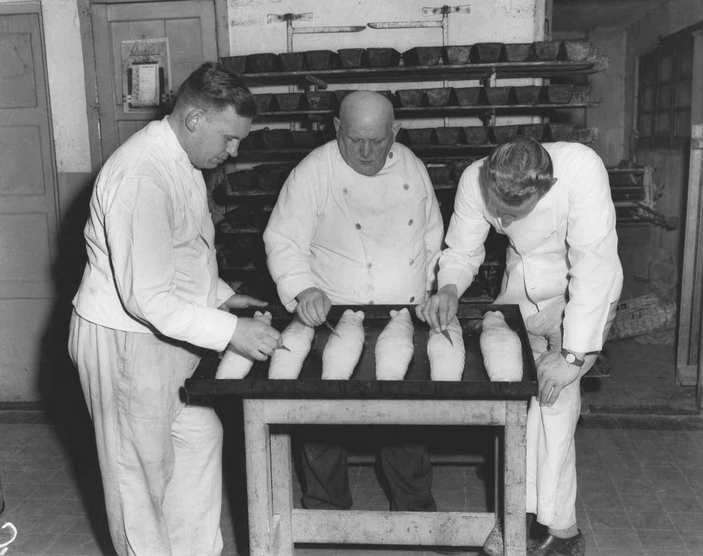 Duivekaters bakken, 30 december 1952