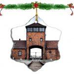Kritiek op Amazon om Auschwitz-kerstdecoratie