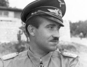 Adolf Galland in 1943