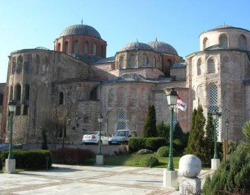 Pantokrator-klooster - Zeyrek moskee