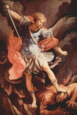 Aartsengel Michaël (Guido Reni)
