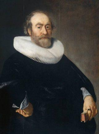 De Amsterdamse regent Andries Bicker - Schilderij van Bartholomeus van der Helst