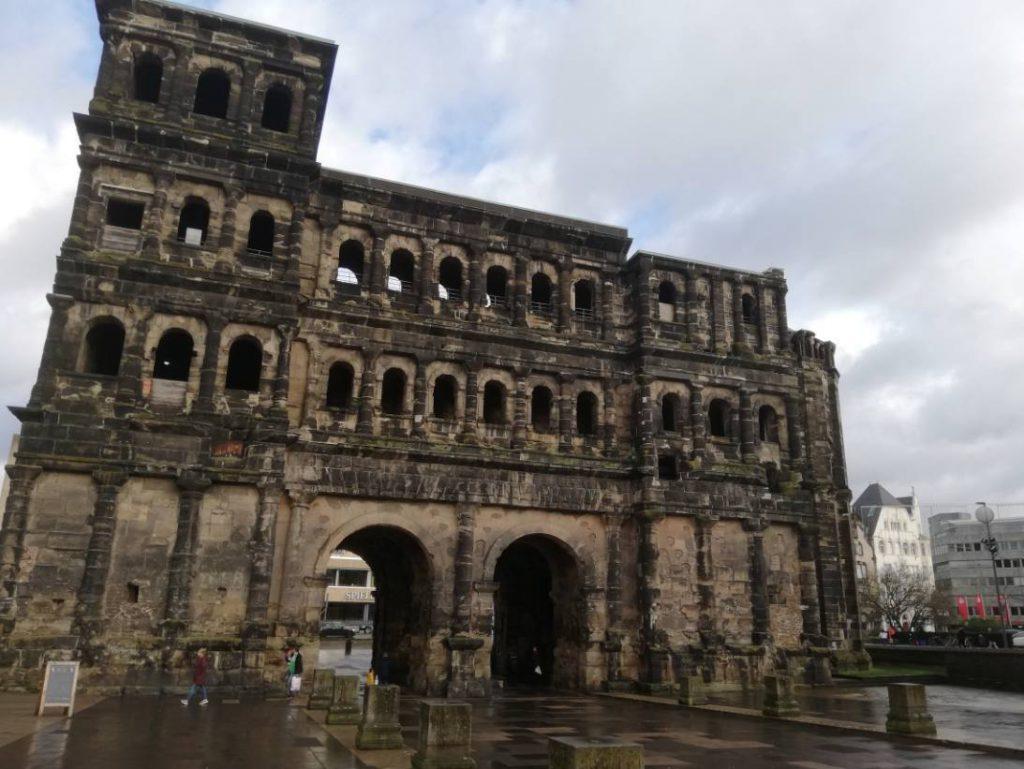 Porta Nigra in Trier, 2019